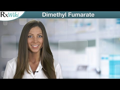 Dimethyl Fumarate is the Generic Form of Tecfidera - Overview