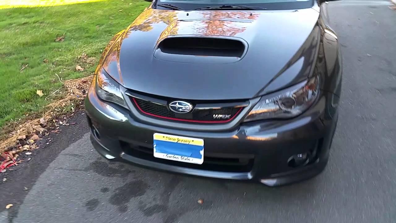 2012 Subaru WRX Hatch: Mods Update 2 Red Accents