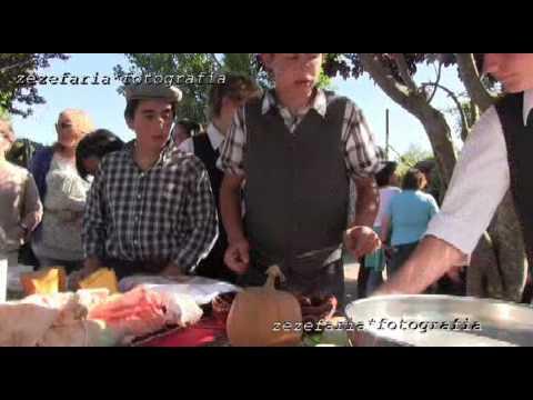 Mercado a moda antiga, Colegio Infante Santo, Tremês