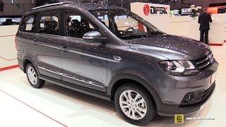 2015 DFSK Glory - Exterior and Interior Walkaround - 2015 Geneva Motor Show
