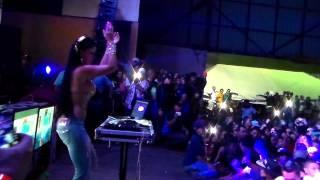 Rosita 31/05/2014 XX Aniversario de Dj Tkila en Casa Portuguesa