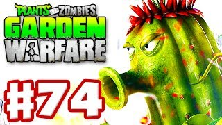 Plants vs. Zombies: Garden Warfare - Gameplay Walkthrough Part 74 - Future Cactus (Xbox One)