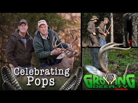 Hunting with Pops: A Look Back (#432) @GrowingDeer.tv
