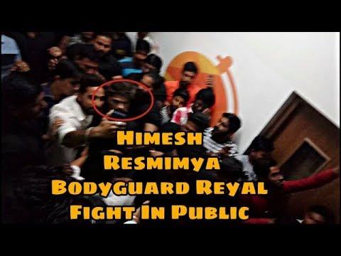 Himesh Rosmmeya in pali Bodyguard fight Public | हिमेश रोसमीया के बाॅडीगार्ड से भीड गया | Rawt Pewal