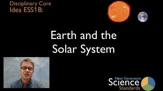 ESS1B - Earth and the Solar System