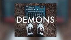 🦊[Free] Travis Scott Type Beat DEMONS|SAD Instrumental 2018⎮Charles Ren