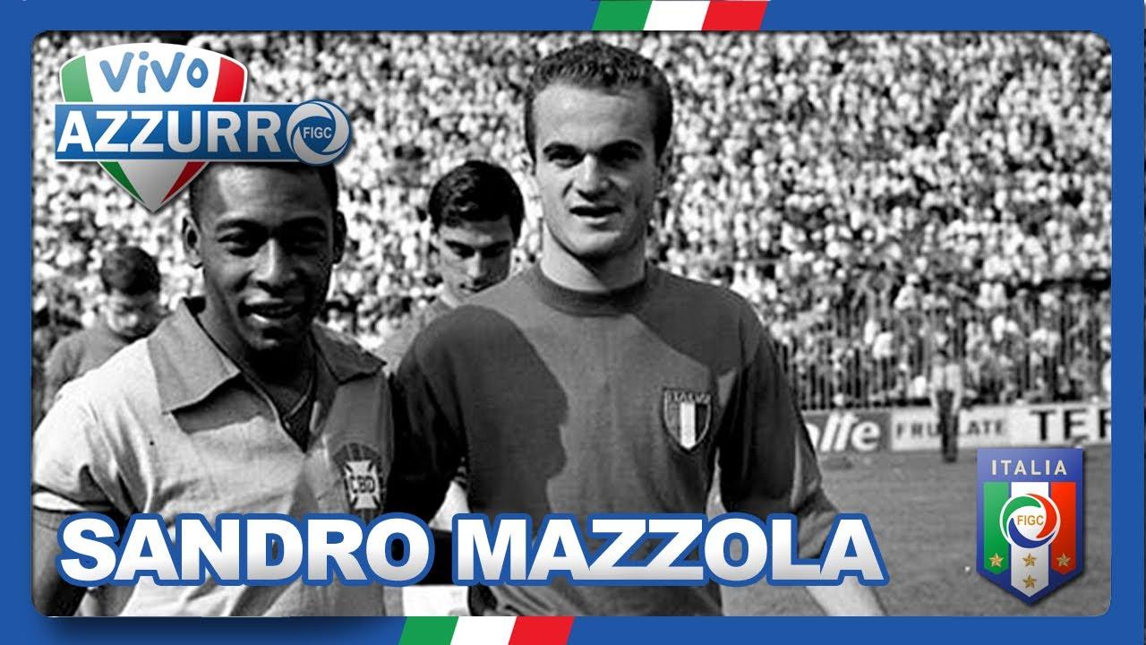 Sandro Mazzola Eroi Azzurri