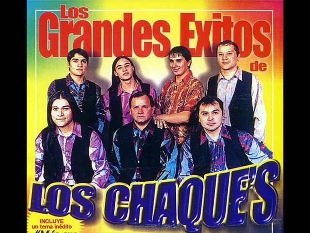 14 - Enganchados - Los Chaque's - Cd Grandes Exitos Videos De Viajes