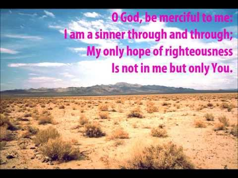 Not In Me {with lyrics} - //Eric Schumacher, David L. Ward, Aaron Ivey\\ ++The Gospel Coalition++