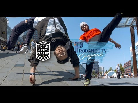 Hong 10 & Lilou | Prodance X Slowriginals