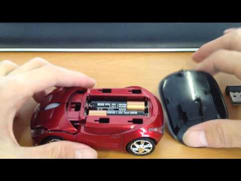 how to install batteries for car mouse youtube. Black Bedroom Furniture Sets. Home Design Ideas