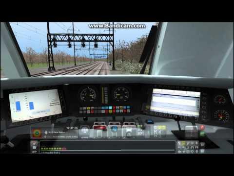 Train Simulator 2013 HD EXCLUSIVE: NJ Transit Trenton Local Train 3842 to New York Penn Station