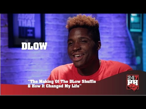 "DLow - The Making Of The ""DLow Shuffle"" And How It Changed My Life (247HH Exclusive)"