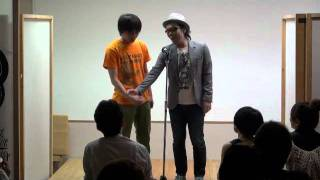 """6月24日(金)に開催された""""ぎ兄弟""""主催、""""SAKAZUKIライブ""""から、ジョーカ..."""
