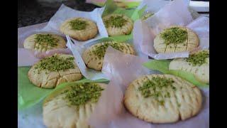 How to Make Afghan Cookies (Nowruz Kulcha)