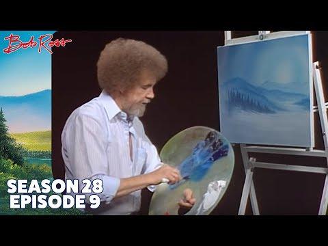 Bob Ross - Winter's Grace (Season 28 Episode 9)