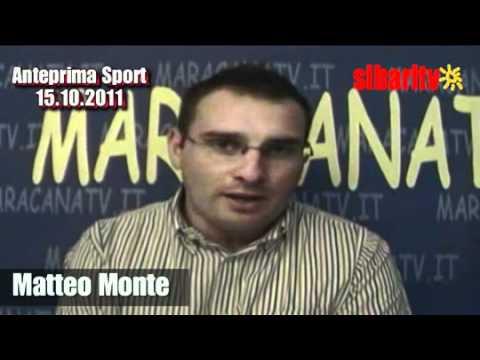 Anteprima Sport: 15.10.2011