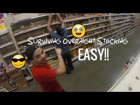 How to Survive Overnight Grocery !!! ( beginners stockers guide)
