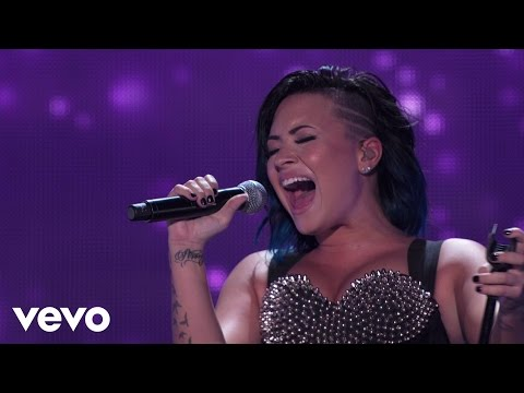 Demi Lovato  My Love Is Like A Star Vevo Certified SuperFest