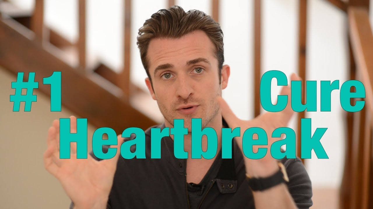 How to get over a heartbreak for men