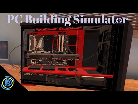 PC Building Simulator | #2 | Don't Forget Thermal Paste! |