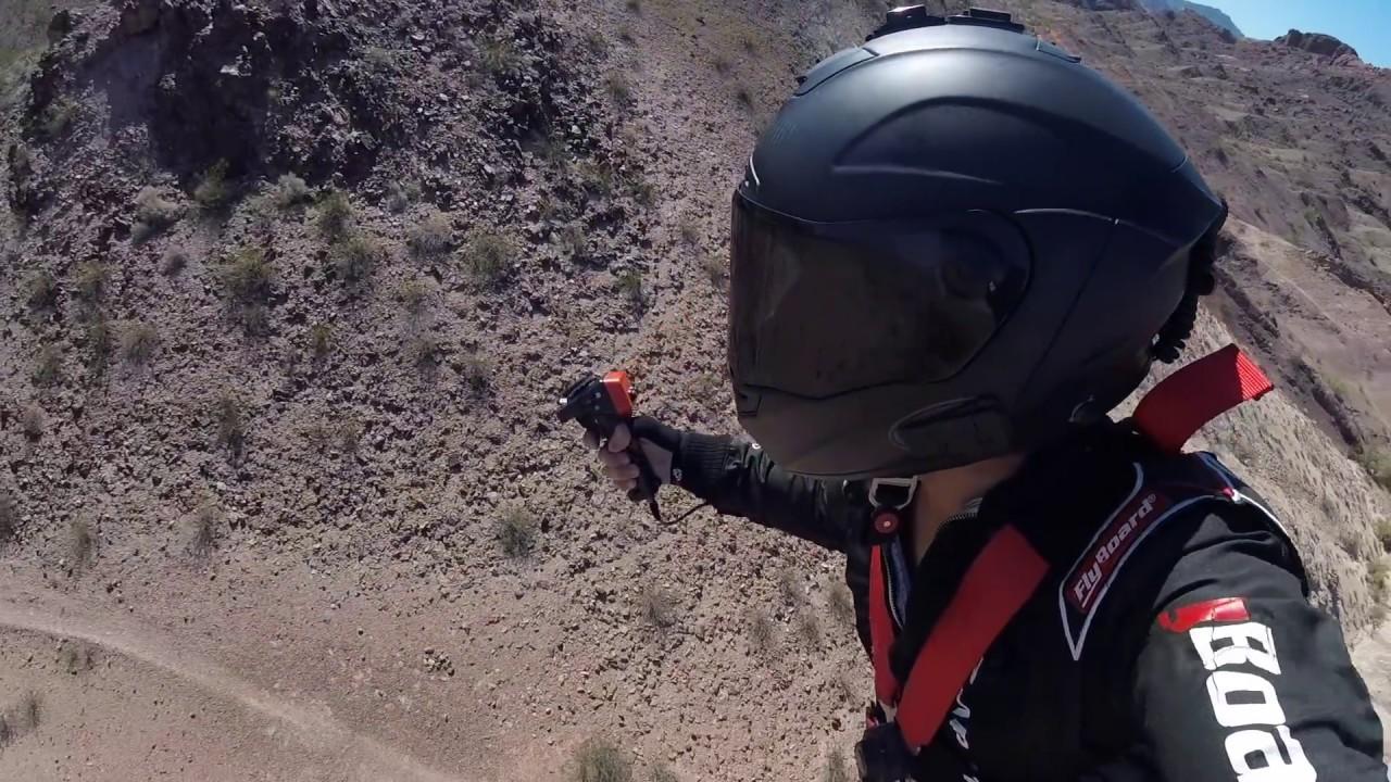 Flyboard Air in the US desert !