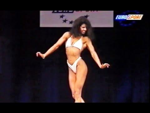 Susan Malekpur (GER), 9th NABBA Miss World Grand Prix, June 1996 [EUROSPORT]
