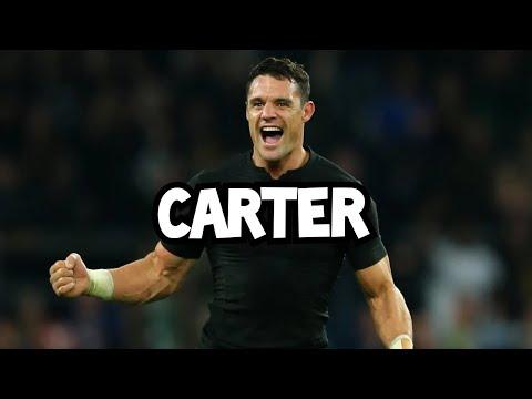 DAN CARTER | ALL BLACKS LEGEND | 2003 - 2015 TRIBUTE VIDEO