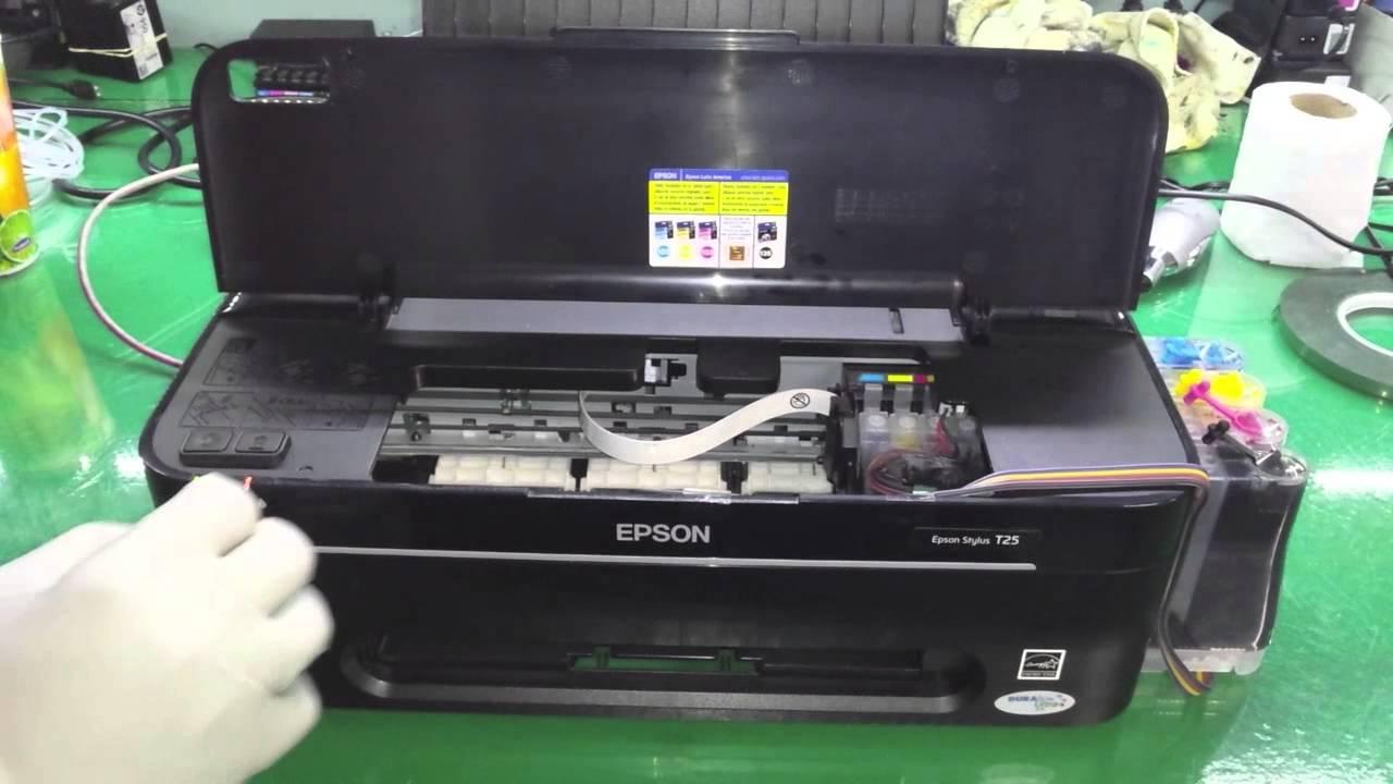 reset impressora epson tx125
