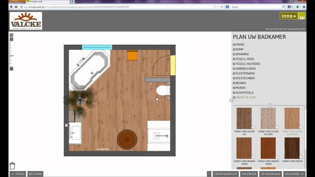 ontwerp je eigen badkamer youtube