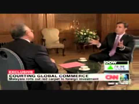 Najib lied on CNN with proof - July 2011