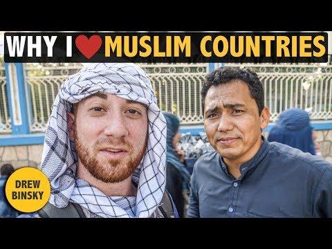 Why I ❤️ Muslim Countries