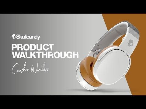 Skullcandy Crusher Wireless | Product Walkthrough