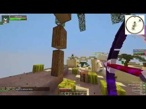 Minecraft Annihilation - TimeLapse #2 -  [WiZARD] Strenghtrush + Timelapse ?