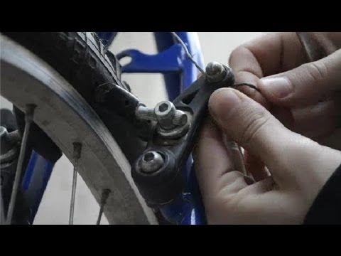 Ajustar Una Como De Bicicleta Los Frenos kOXZ0Nn8wP