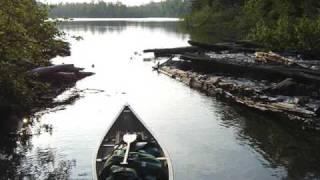 bwca trip 2007 big walleyes