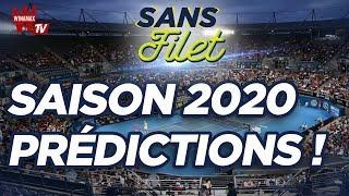 ???? Tennis ATP / WTA 2020 : Nos prédictions !