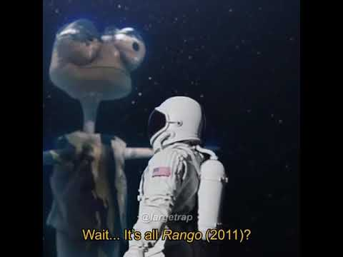 Always Has Been Rango 2011 Youtube