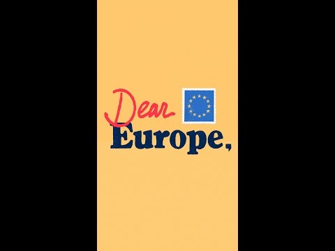 DEAR EUROPE [French - Mobile]