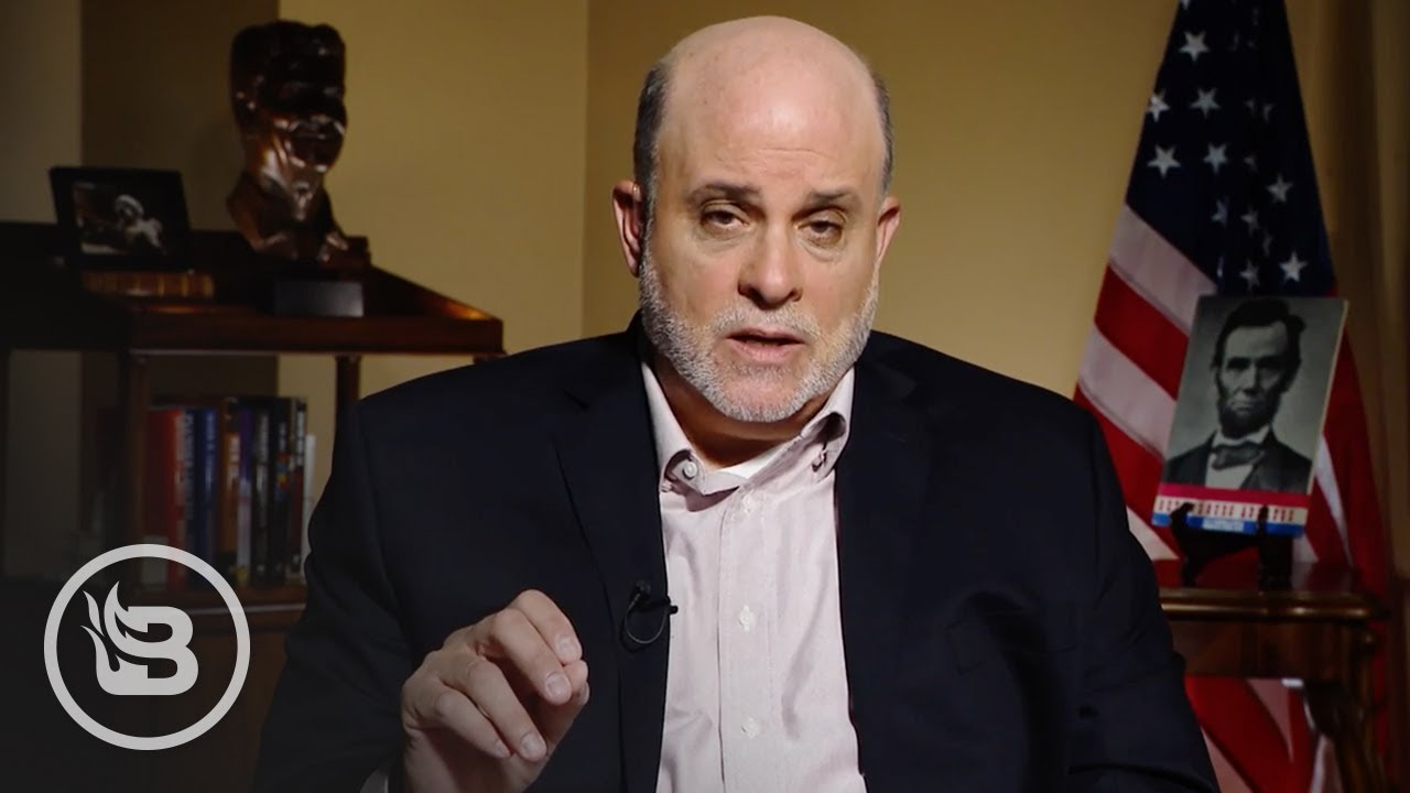 Mark Levin: If We Don't Teach Children to Love This Country, We Won't Survive