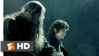 An Encouraging Thought Scene - The Lord of the Rings: The Fellowship of the Ring Movie (2001) - HD