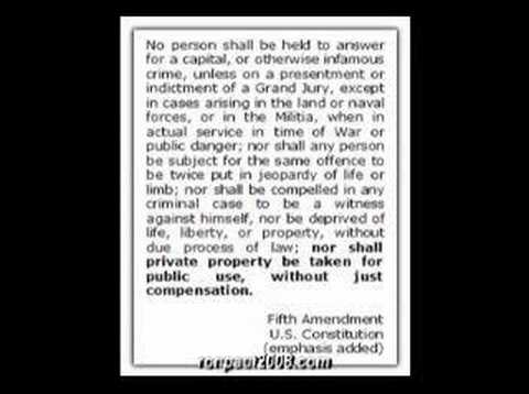 Bill of Rights: First 10 Amendments to the U.S. Constitution - YouTube
