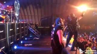 Vlog Edition - Episode 21 - Jerry Only and Jerry Jr. of the Misfits Join us on stage Thumbnail