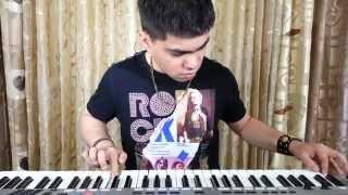 Parda Parda.....Once Upon A Time In Mumbai / Instrumental Piano