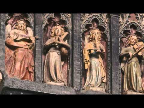 The story of Exeter Cathedral