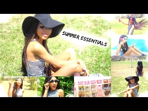 Summer Must Haves 2015♡
