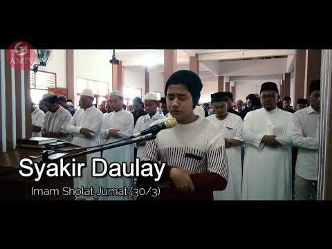 Subhanallah !! merdunya suara Syakir Daulay membaca Ar-Rahman
