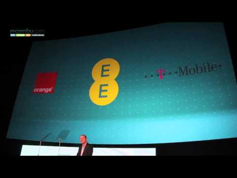 EE launches 4G in the UK