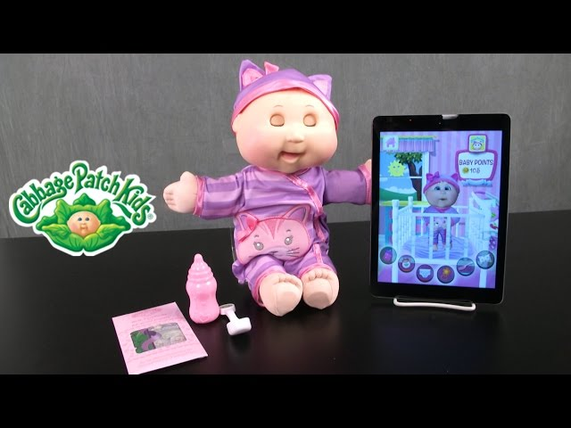 Cabbage Patch Kids Baby So Real Doll from Wicked Cool Toys