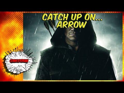 Arrow TV Show Catch Up
